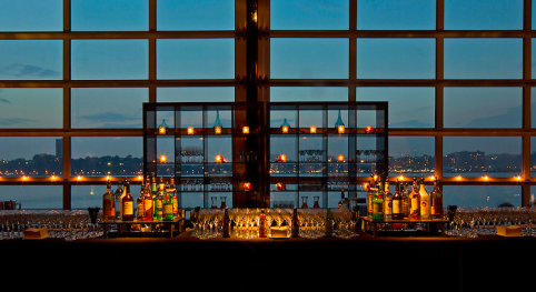 The Lighthouse At Chelsea Piers Dream Wedding X Quisite Events