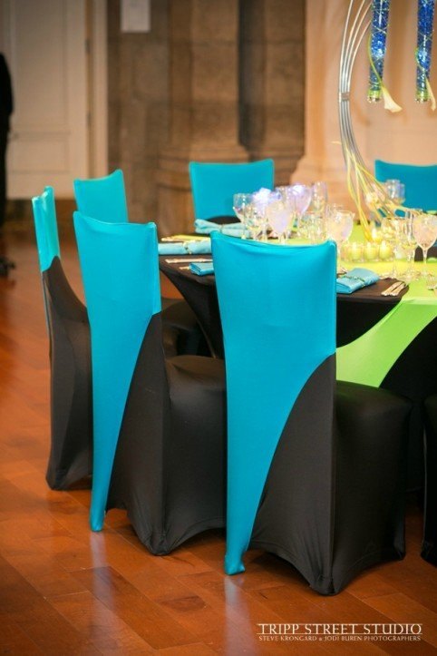 X-quisite Flowers and Designs Neon Bar MItzvah Furniture Rental Westchester New York