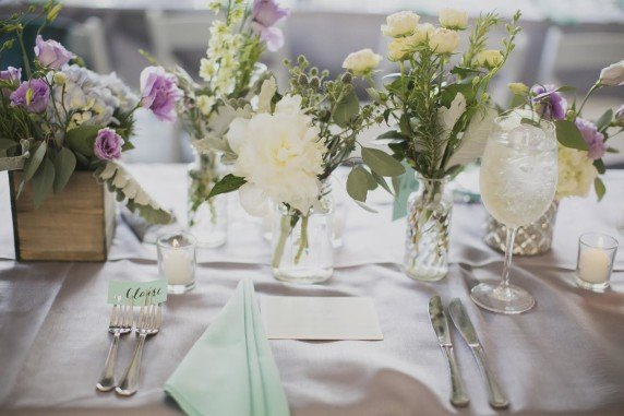 XQuisite Flowers and Events Wildflower Wedding Inspiration 8