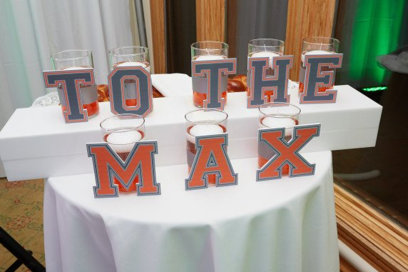 To The Max Cool Bar Mitzvah Candle Lighting Ceremony